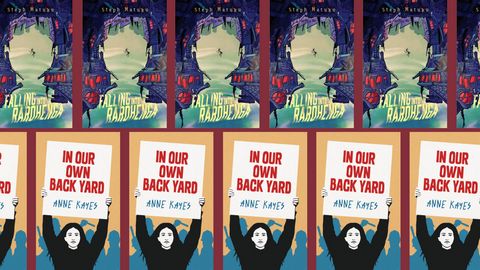 Book Review: New Novels for Aotearoa Teens
