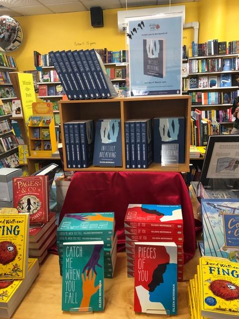 Eileen Merriman's books