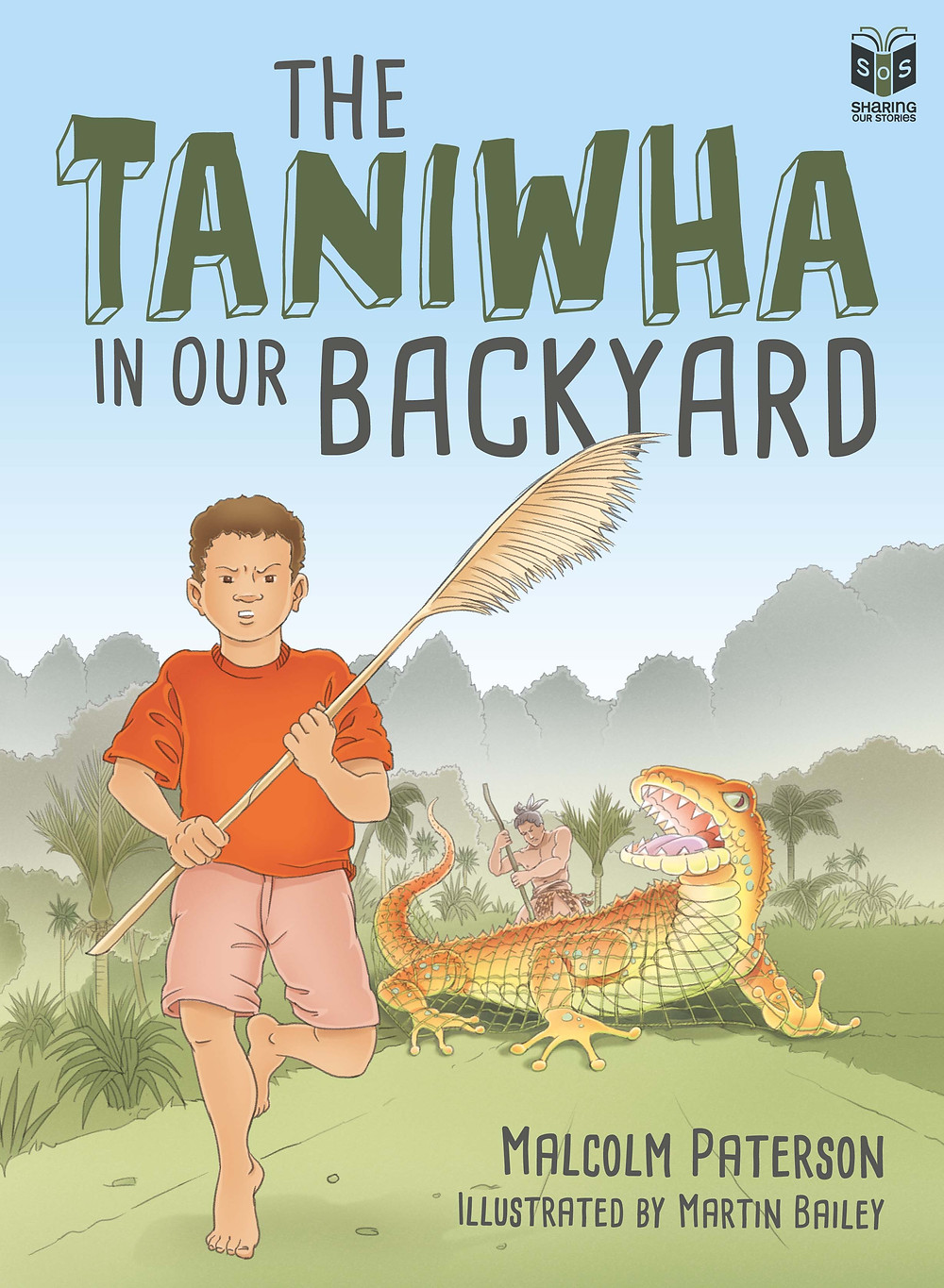 the taniwha in our backyard