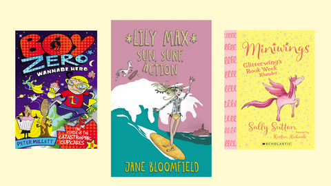 Book List: NZ Junior Fiction v The World