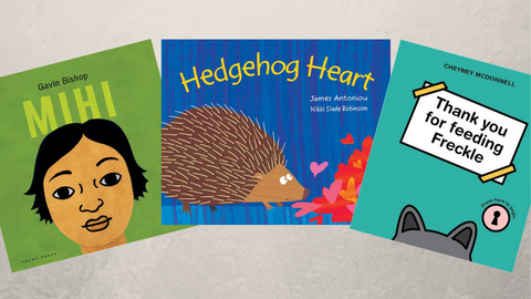 Book Reviews: New Picturebooks from Aotearoa