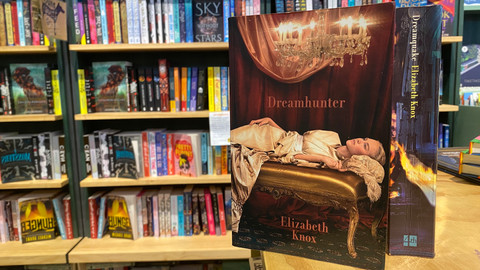 Aotearoa Book Memories: Dreamhunter