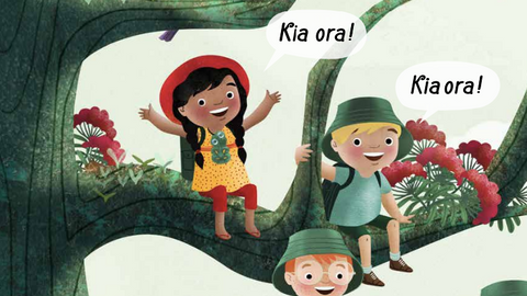 Best Picture Books for New New Zealanders