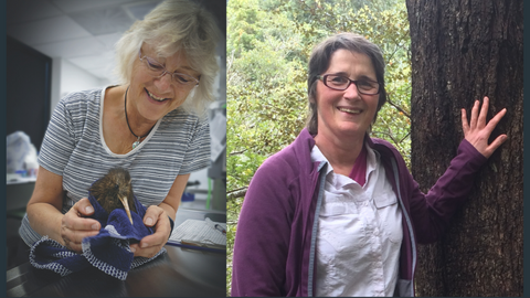 Co-interview: Janet Hunt and Gillian Candler