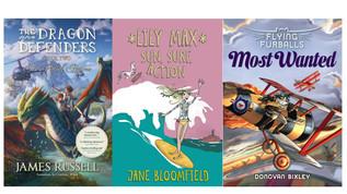 Book Reviews: Three Junior Fiction Gems