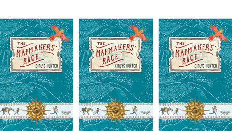 THE SAMPLING: The Mapmakers' Race by Eirlys Hunter
