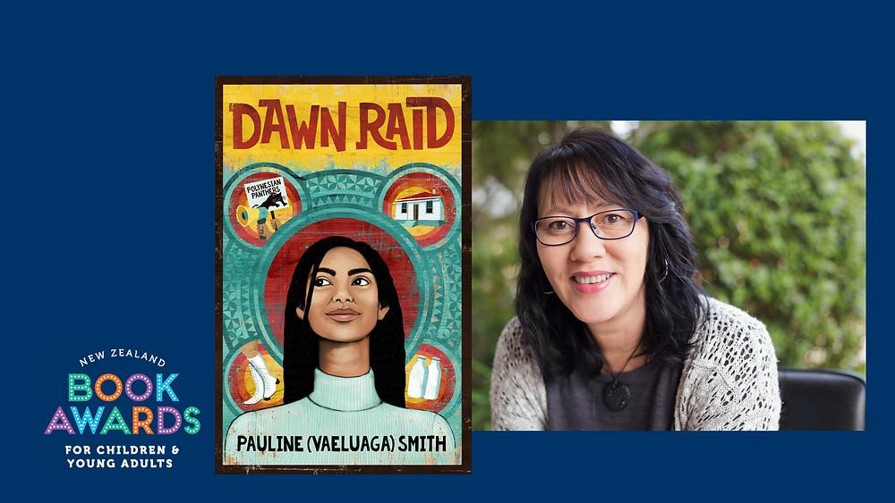 pauline smith and dawn raid