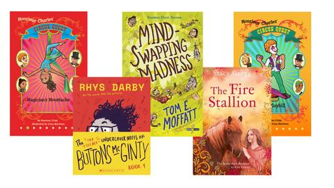 Book Reviews: NZ Junior & Middle Fiction