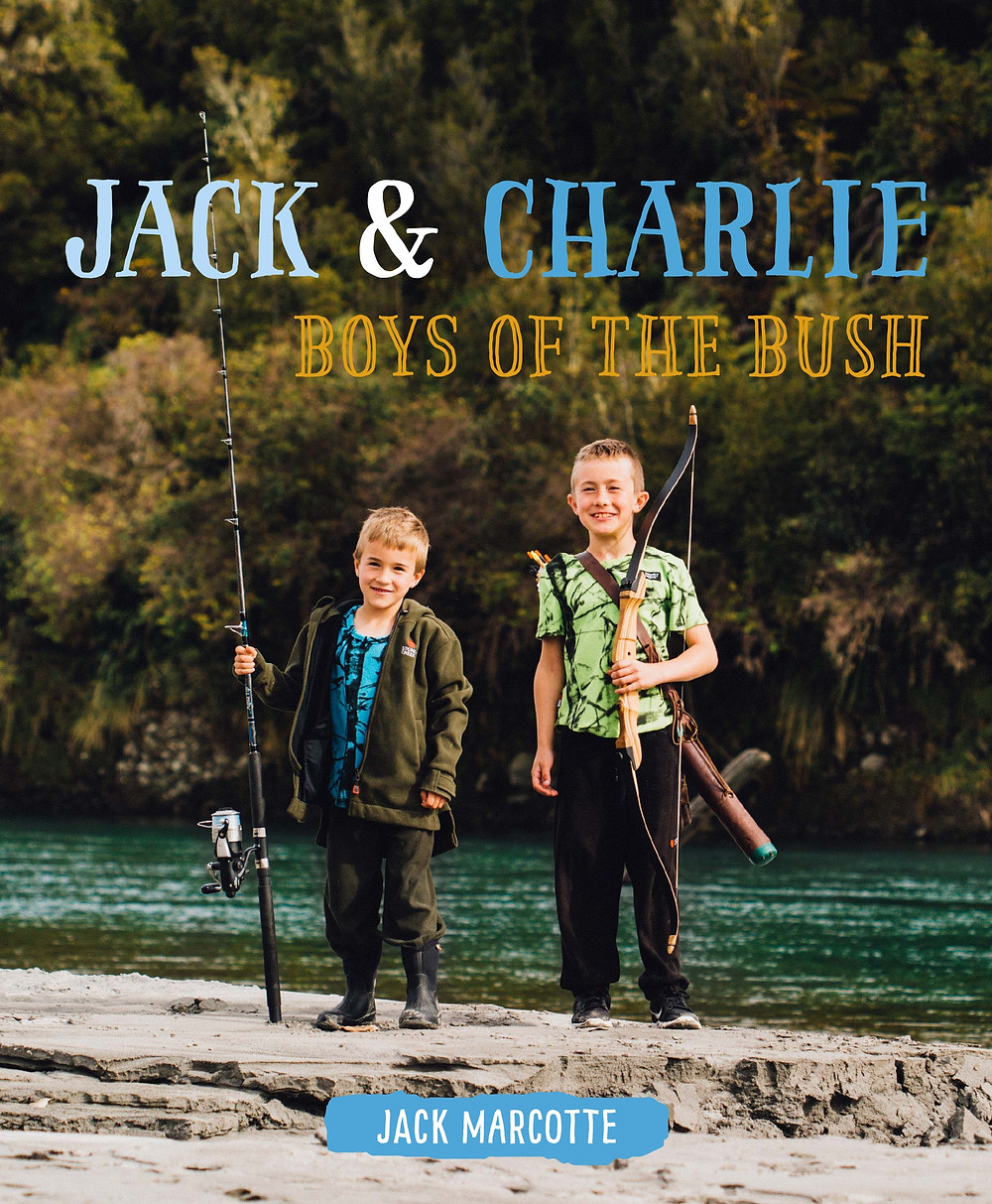 jack and charlie boys of the bush