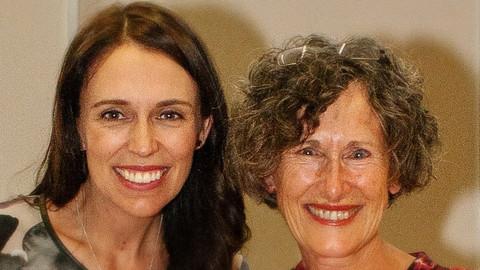 Margaret Mahy Award-winner, Janice Marriott
