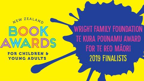 Book Awards:The Te Reo Maori Finalists