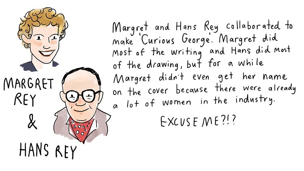 margret and hans rey