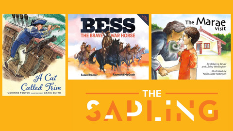 Book Reviews: New (mainly) factual picture books