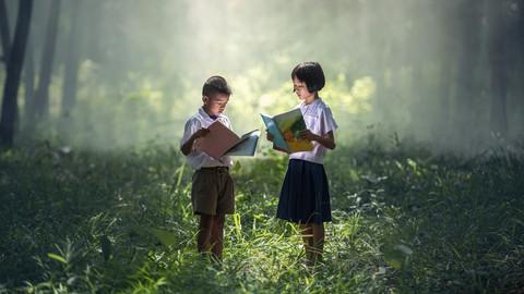 The Ones We Follow: NZ kids' book websites