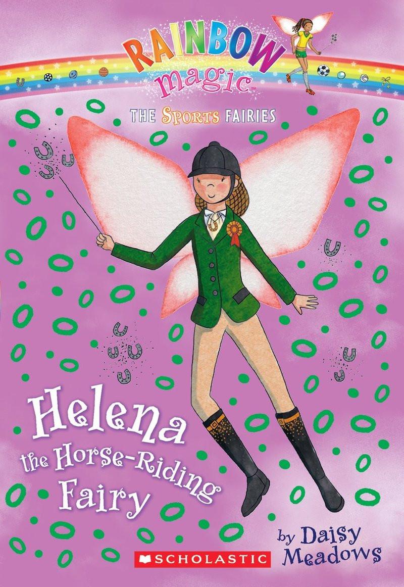 helena the horse-riding fairl