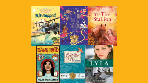 2018 End-of-Year Shopping List: Junior Fiction