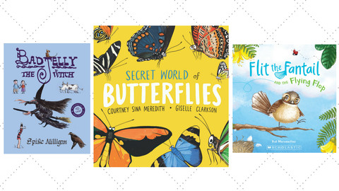Book Reviews: Three New Picture Books