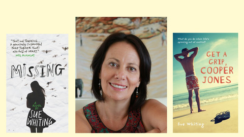 Across the Ditch: Author and editor Sue Whiting