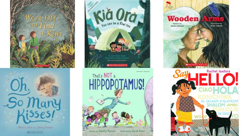 Picture Books with Muslim Representation