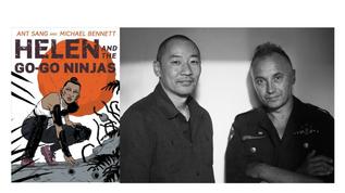 Ant Sang, Helen and the Go-Go Ninjas