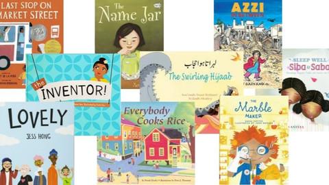 Book List: Ethnic Representation in Picture Books