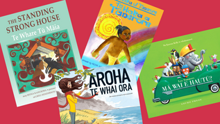 Book reviews: New Maaori picture books