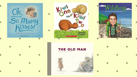 Book Reviews: Four Brand new Picture Books