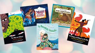 Book Reviews: Te Reo Maaori Picture Books