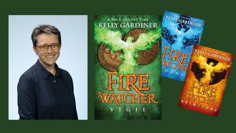 Kelly Gardiner: The Books Of My Childhood
