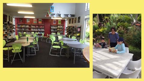 School Librarian of Aotearoa: Jude Armstrong
