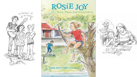 THE SAMPLING: Rosie Joy by Sophie Siers