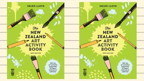 The Sampling: The New Zealand Art Activity Book