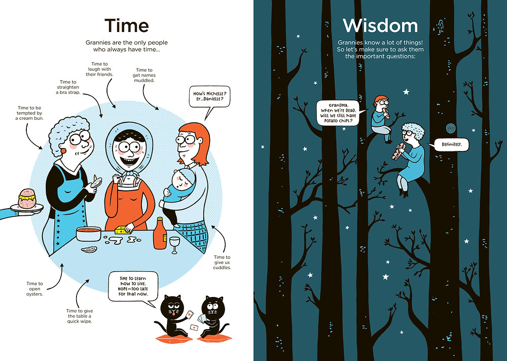 time and wisdom the encyclopaedia of grannies