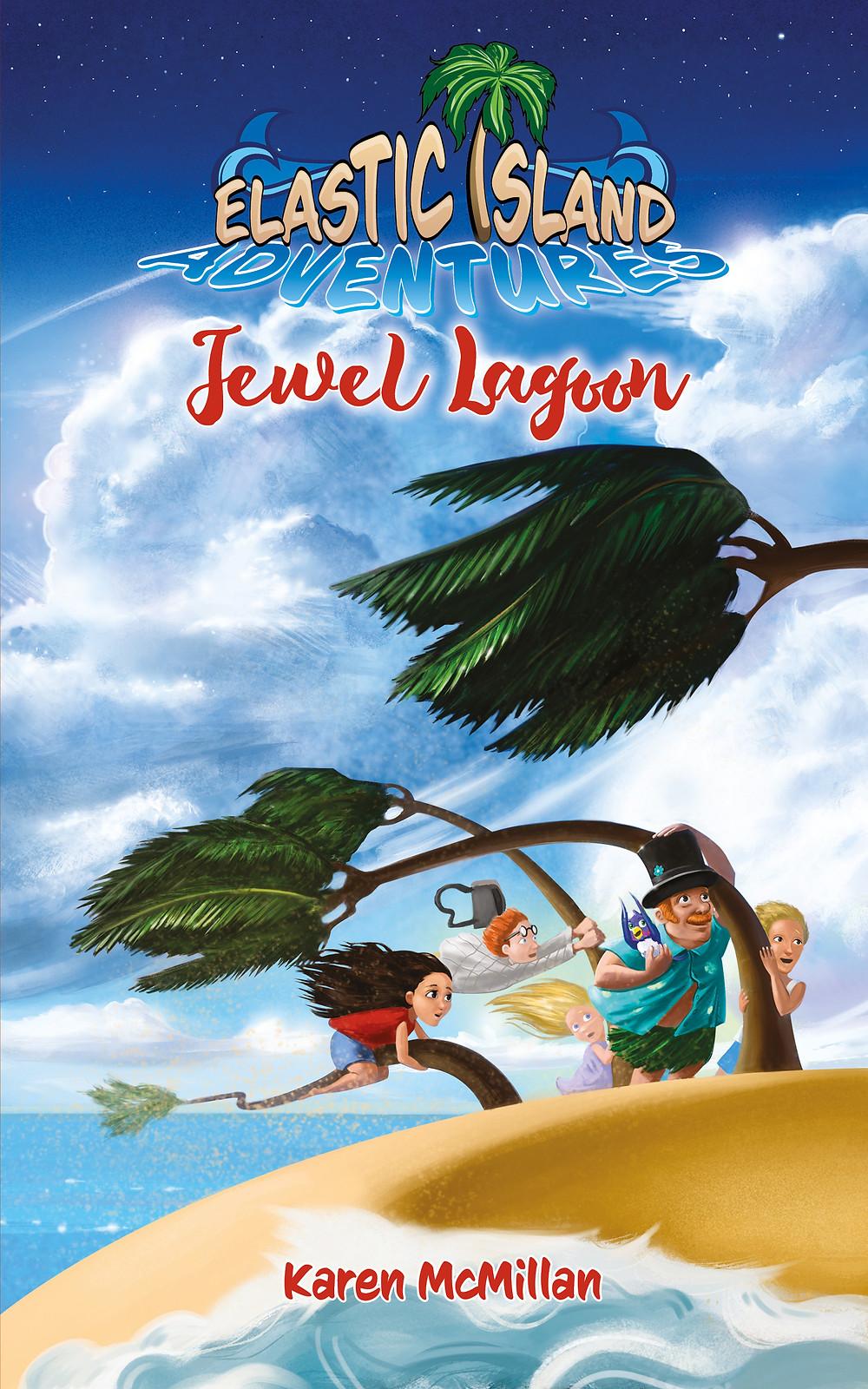 elastic island: jewel lagoon