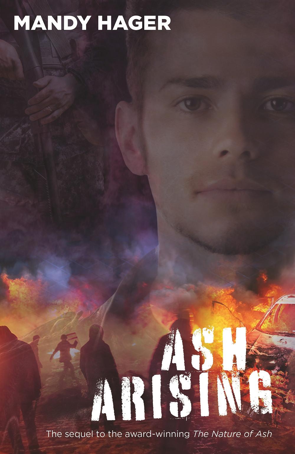 ash arising cover