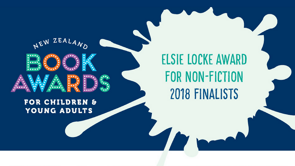 elsie locke award for non-fiction