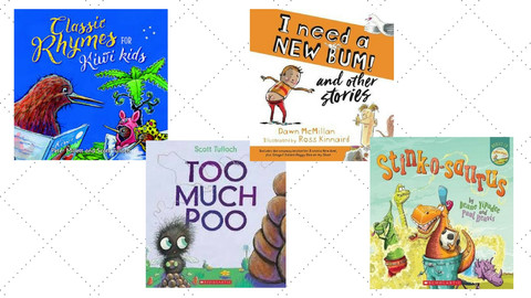 Hilarious picture books: The funny pages