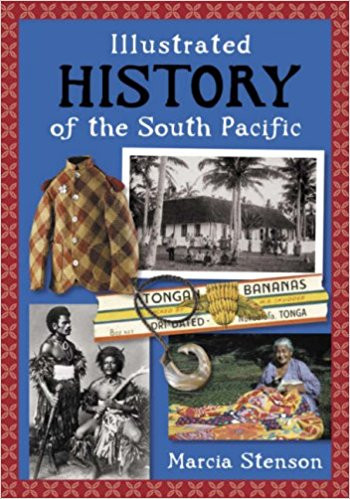 Illustrated History of the South Pacific cover