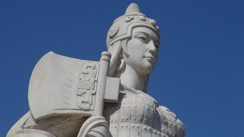 How to be a warrior princess: Chinese heroines
