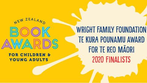 Book Awards: The Reo Maaori Finalists