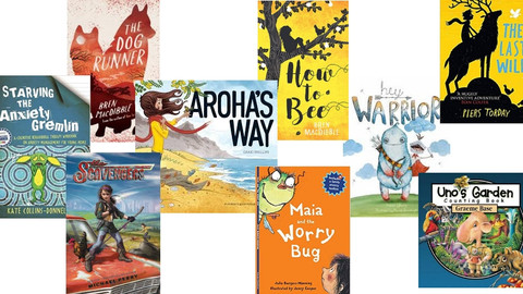 Book List: Kids with Climate Change anxiety