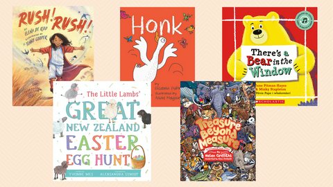 Book Reviews: New picture books from Aotearoa