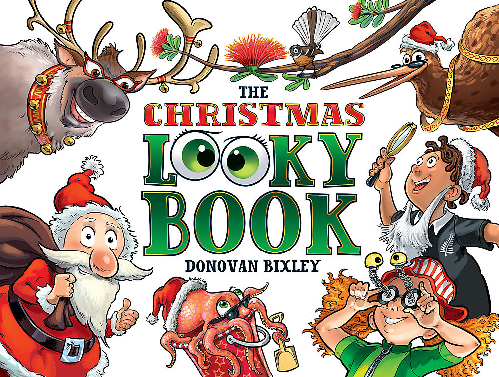 the christmas looky book