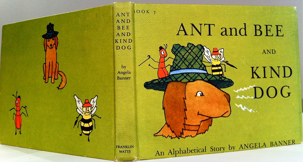 Ant and Bee and Kind Dog, by Angela Banner