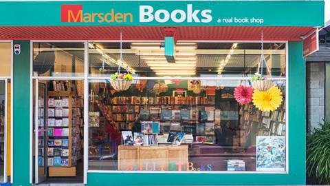 From the Shop Floor: Marsden Books