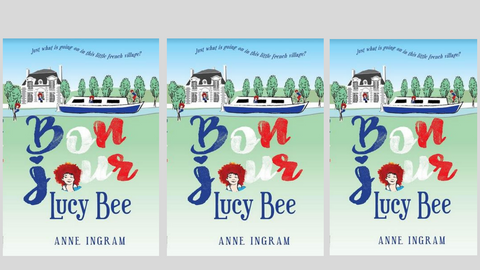 THE SAMPLING: An excerpt from Bonjour Lucy Bee