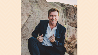 The Margaret Mahy Questionnaire: Rhys Darby