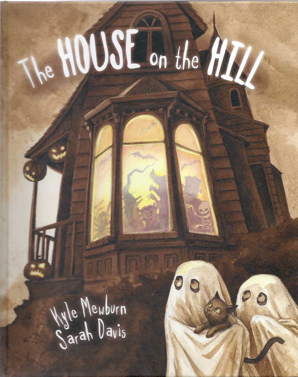 the house on the hill cover