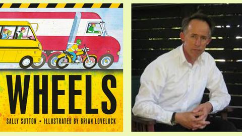 Illustrator Interview: Brian Lovelock