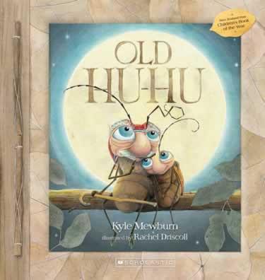 Old Hu-Hu cover